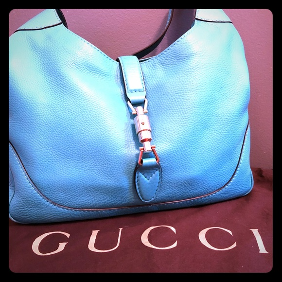 Gucci Handbags - Gucci Jackie Hobo Handbag